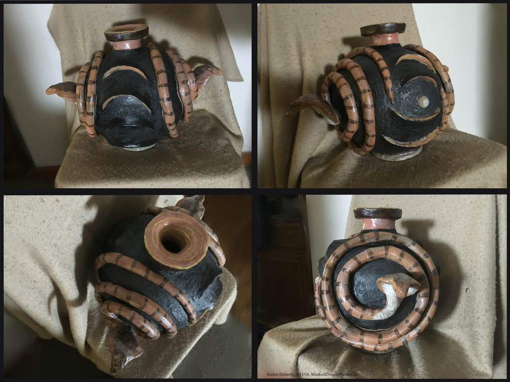The Coiling Pot