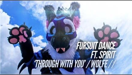 Fursuit Dance / Spirit / 'Through With You' //
