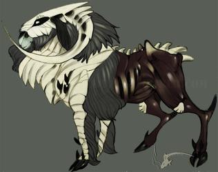Plague Goat
