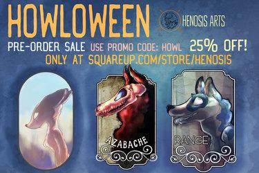 Howloween 2017  Sale!