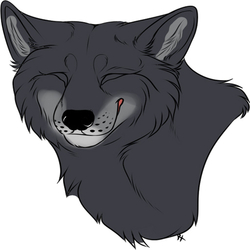 firstbornwolf sticker 4