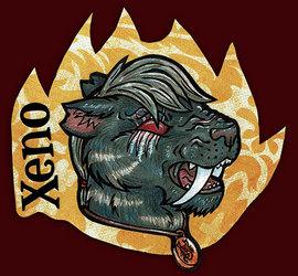 Xeno Badge