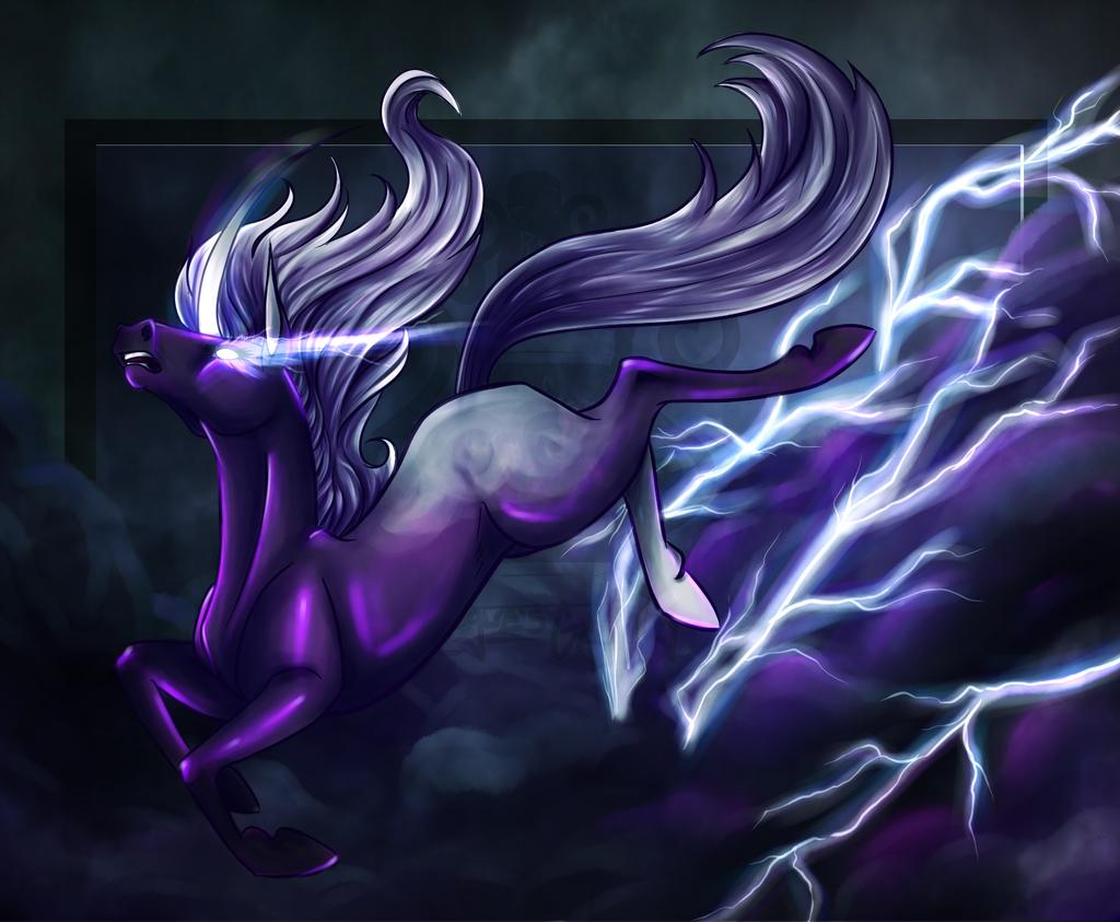 Most recent image: Lightning dance