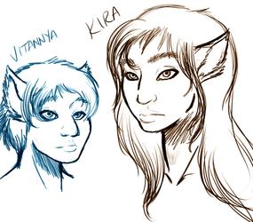 Kira and Vitanni