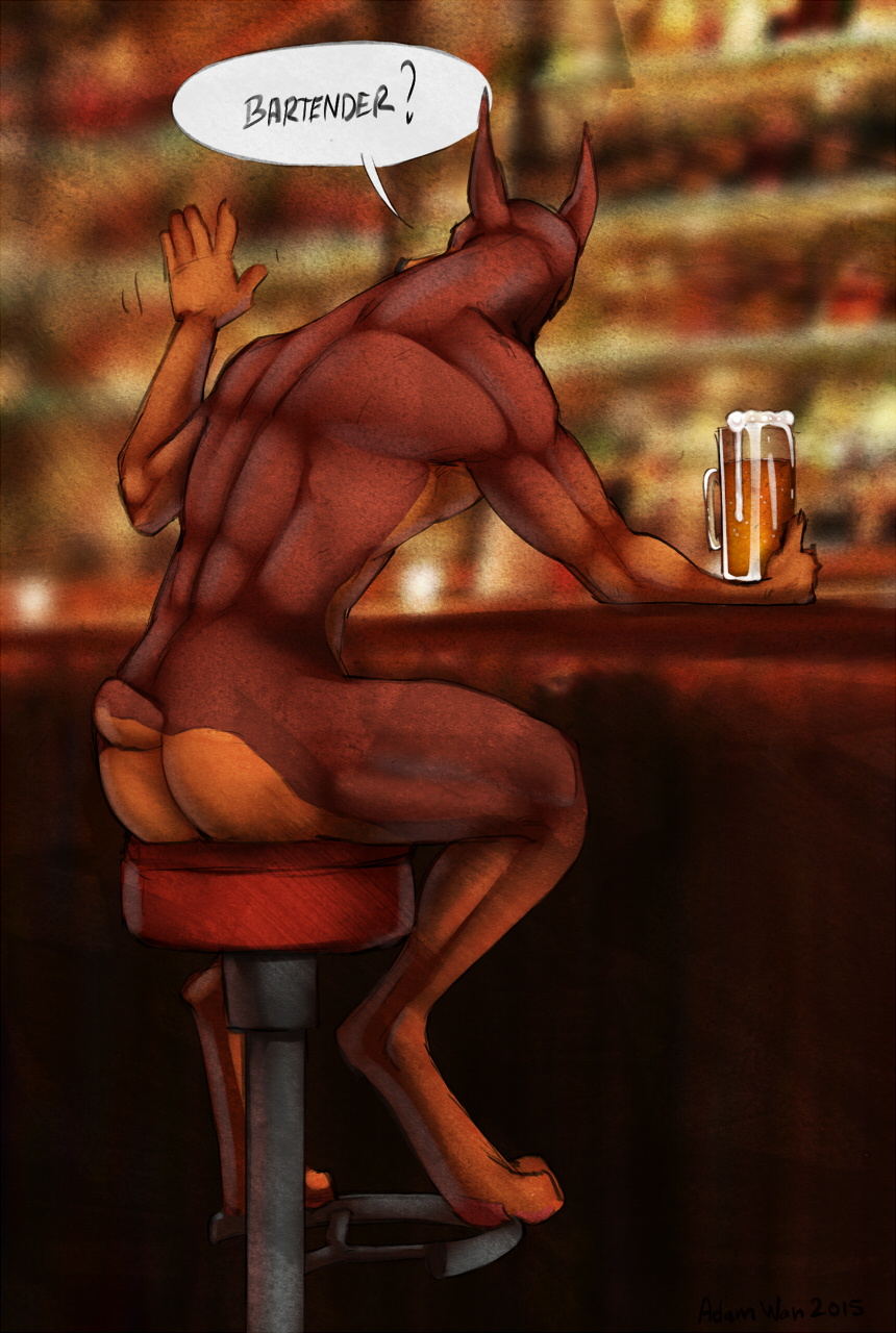 Most recent image: Drinking Alone [Collab]