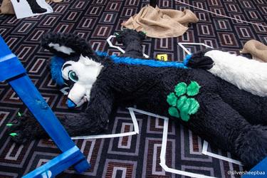 FurDU 2018: Murdered Spritzer