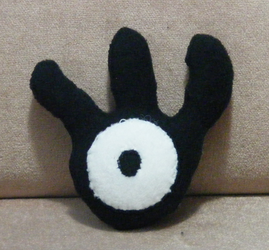 Unown W Plush