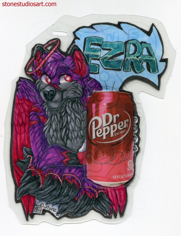 Ezra Drink Badge - AC2018