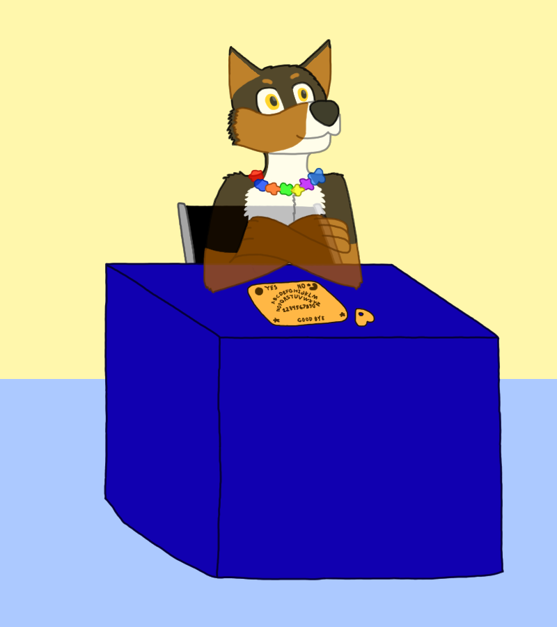 Featured image: Dogbomb, the Ghost of Honor
