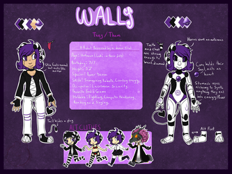 Wally Character Sheet 2016