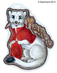 Mauricio Badge