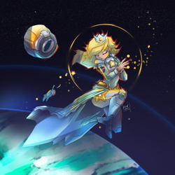 Rosalina space peril 2