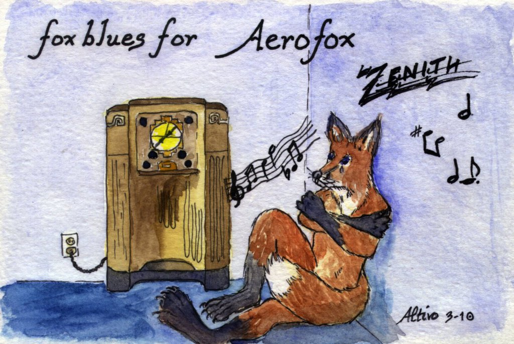 Most recent image: Fox Blues