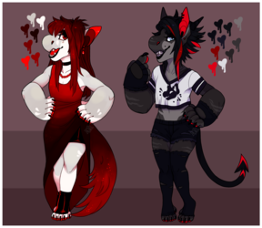Red Flare [Fluffpaw AUCTION] [CLOSED] Reposted