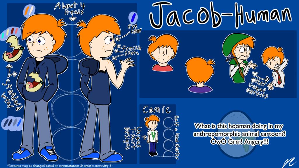 Jacob Ref Sheet