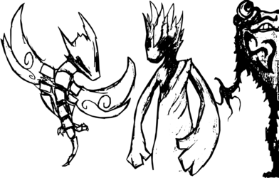 Some drawls 2