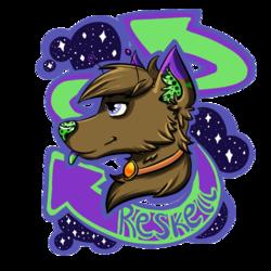 Reskell [Conbadge]