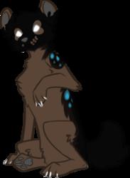 cute brown dog