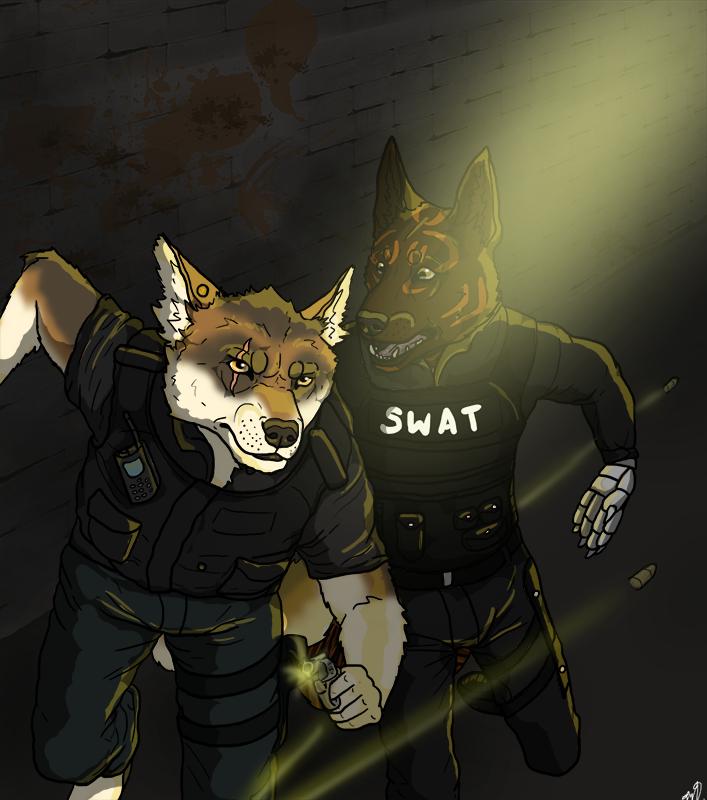 Swat dogs