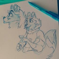 raccoodle dogoodle~