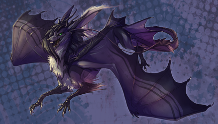 Comm - Chaos Dragon