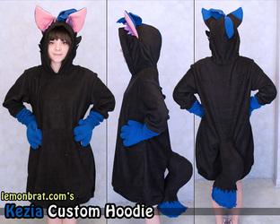 Kezia Custom Hoodie