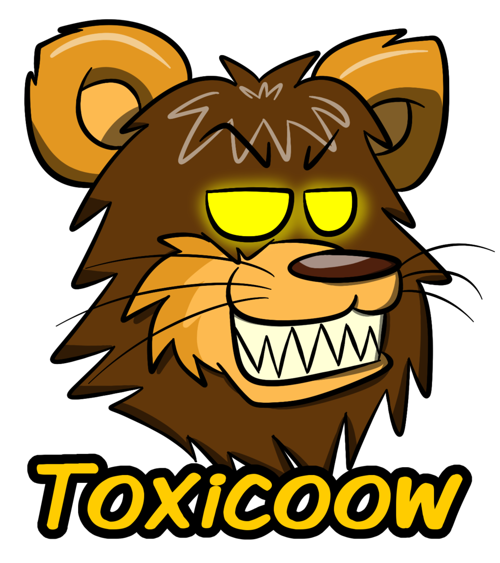 [Gift] - Toxicoow badge