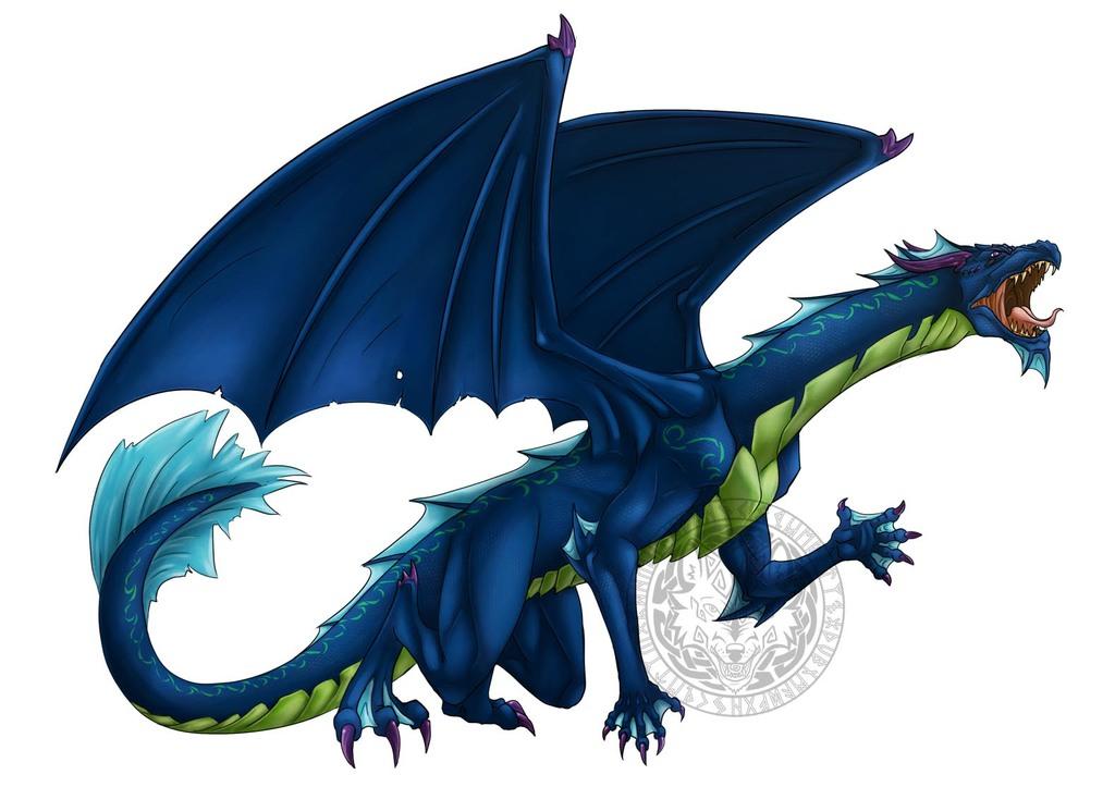 Most recent image: Dragon02
