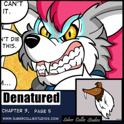 Denatured Chapter 3, Page 5