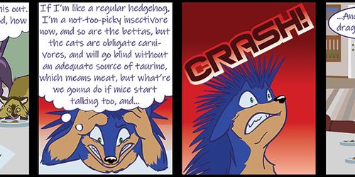 Page 11: CRASH!