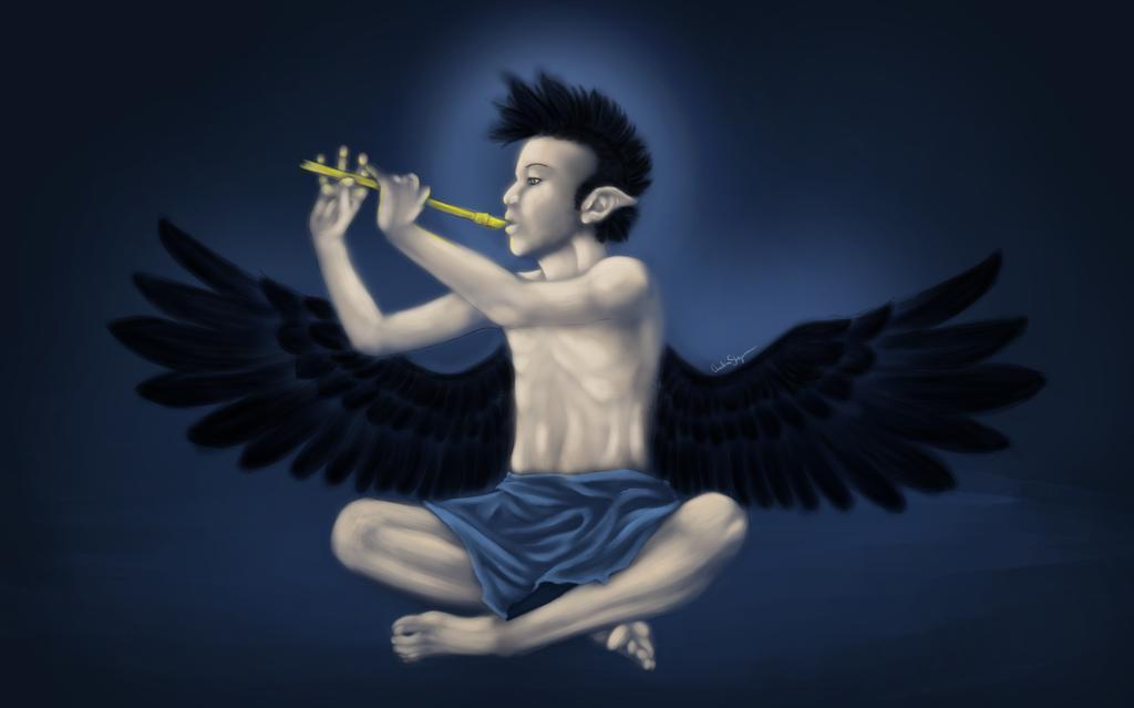 Most recent image: Little Angel