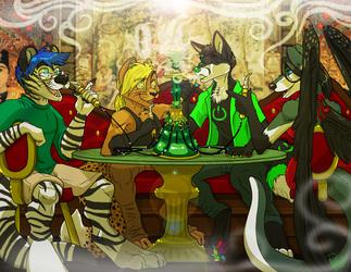~Best Hookah Party~