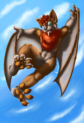 [PINUP] Flying High