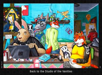 Back to the Studio of the Vanities
