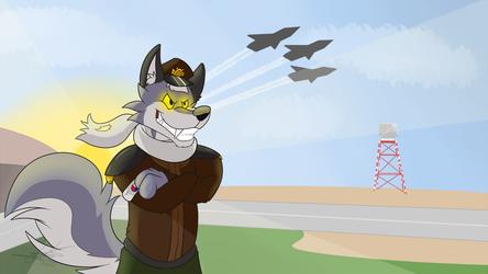 Shinden The Pilot Wolf