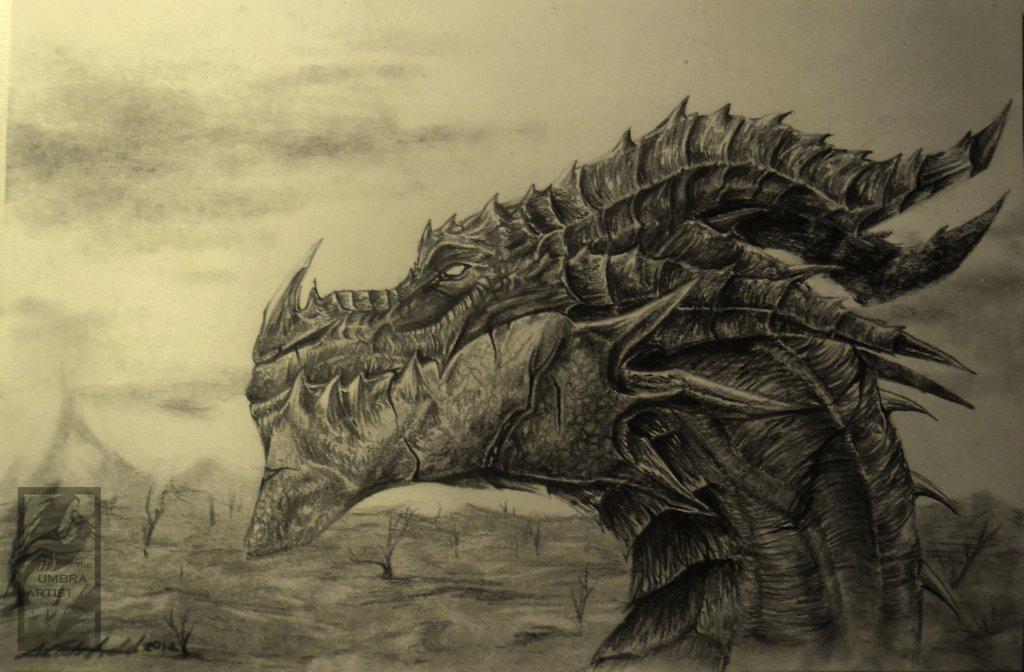 Old Desert Dragon