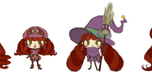 Nini Costumes