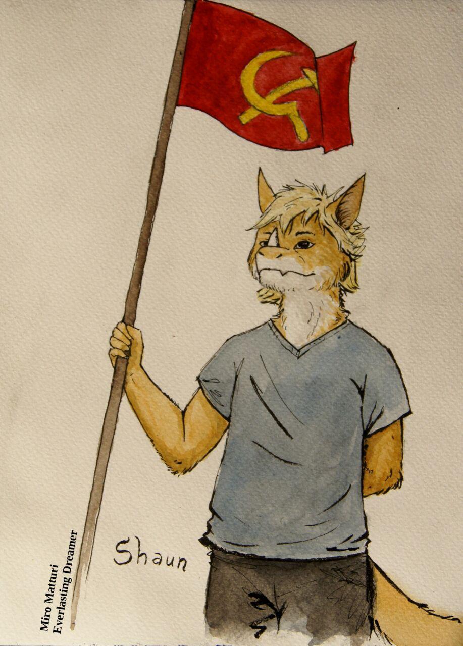 Full communism Shaun