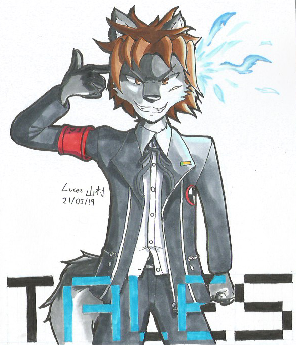Most recent image: P3 Styled badge