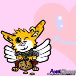 Valentine Cutevatar: Aonolk Rreader