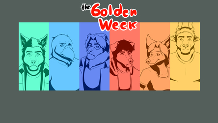 The Golden Week - Wallpaper 01
