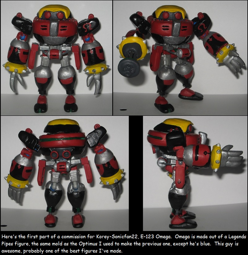 Omega for Korey-Sonicfan22
