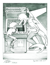 'Shark Week Aftermath' - Shark Fighterz