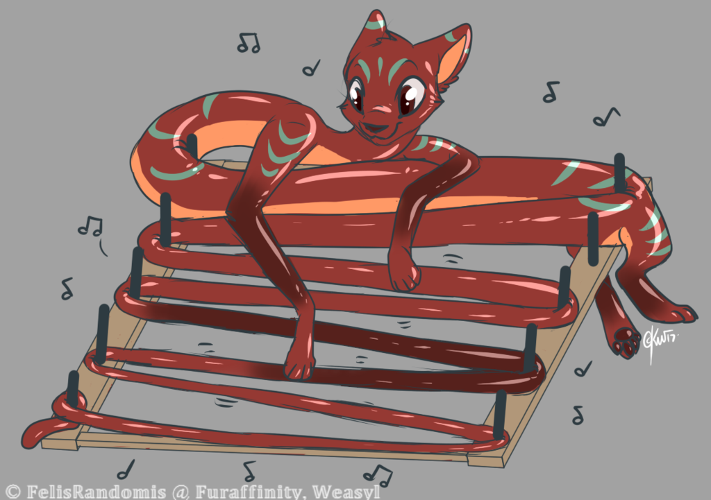 [Patreon] Let Me Play You the Song of my People