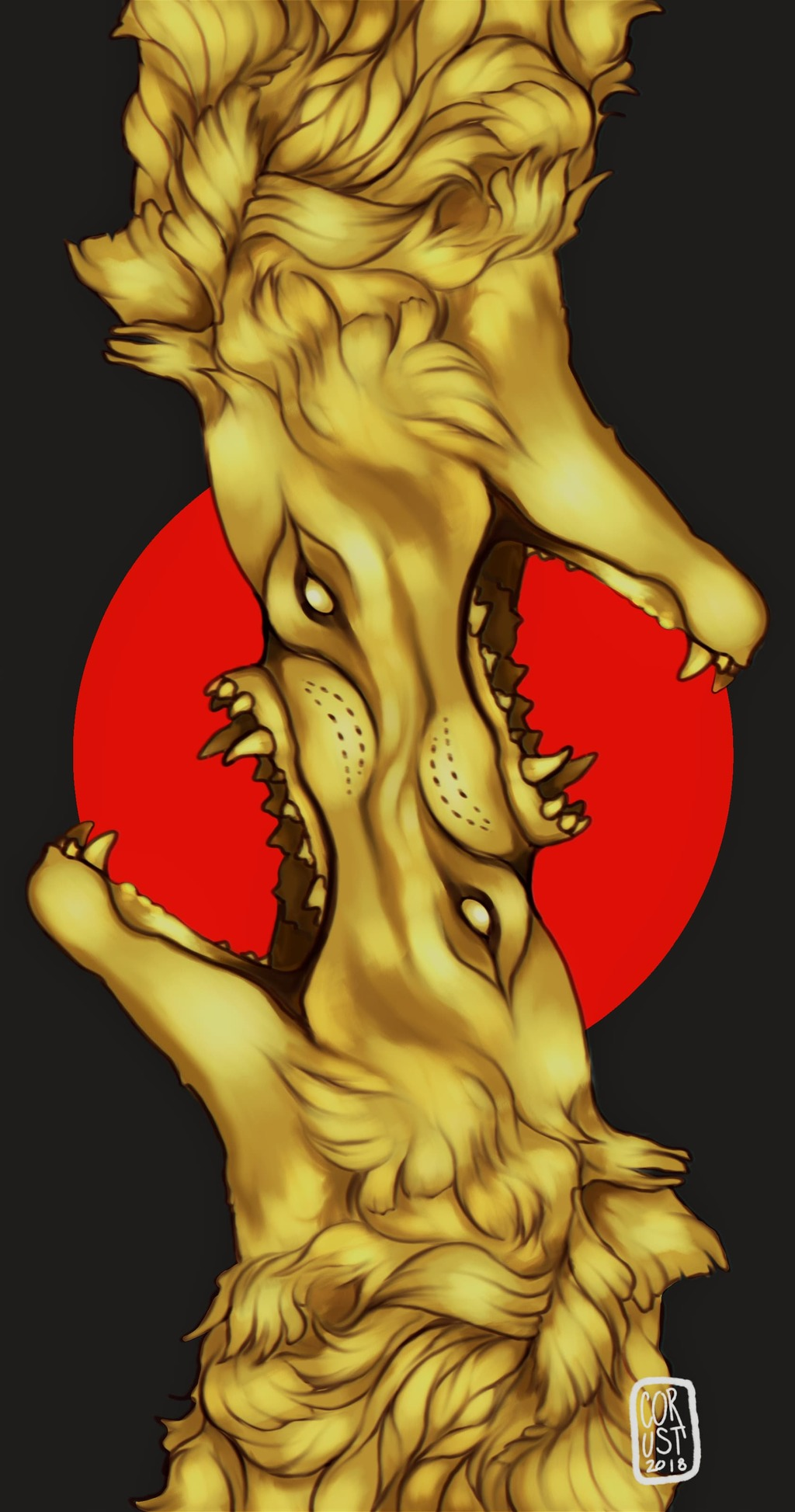 Most recent image: Golden Dogs