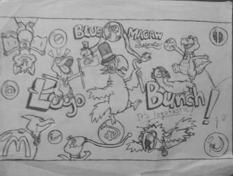 Introducing Blue Macaw's Logo Bunch!