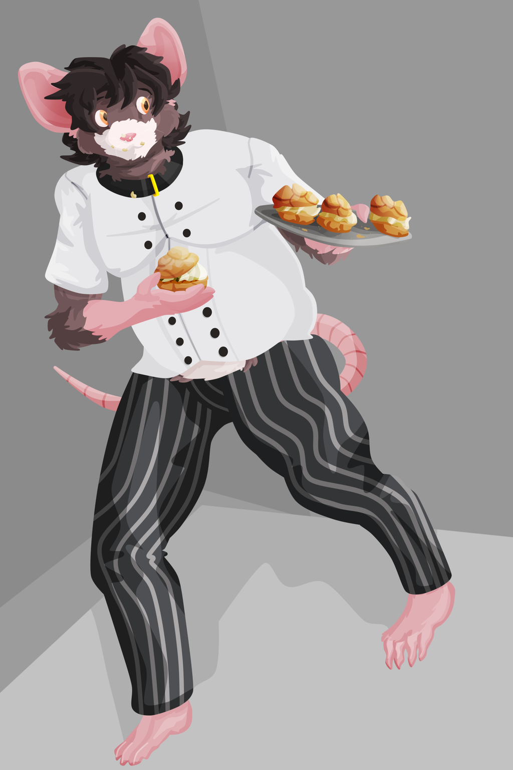 [Comm] Pastry Party