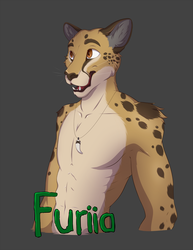 Furiia Badge