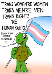 KT sez Trans Rights