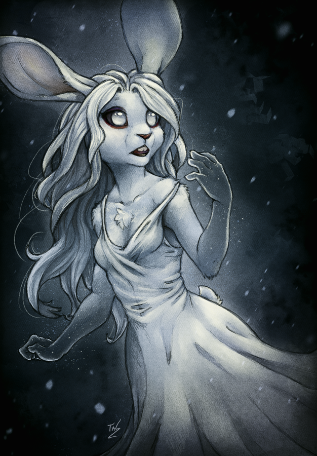Ghostly Bun